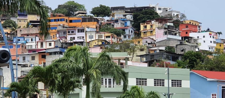 Panama-Ecuador-Galapagos