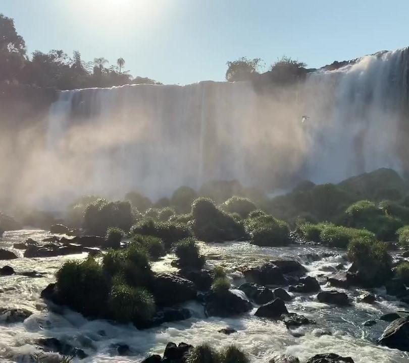 Iguazu - Devils throat