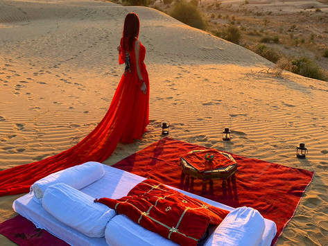 I Stayed In The Centre Of The Thar Desert For 72 Hours