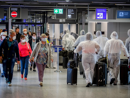 You May Not Be Able To Travel Internationally If You've Taken Covaxin