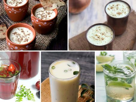 7 Immunity Boosting Indian Regional Beverages For Summer