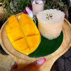 Mango Sticky Rice, Koh Samui, Thailand