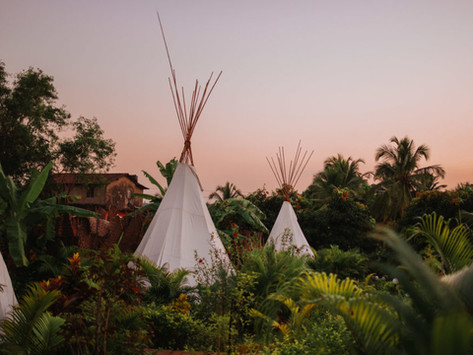 Wigwam: The Perfect Forest Retreat In North Goa