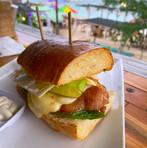 Chicken Avocado Sandwich, Gili Trawangan Island, Bali