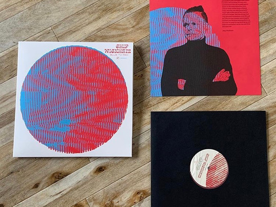 More vinyl....