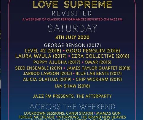 JazzFm revisit Love Supreme Festival