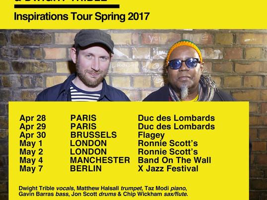 Tour Dates: Matthew Halsall & Dwight Trible