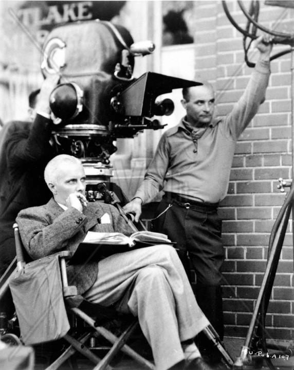 Howard Hawks directing