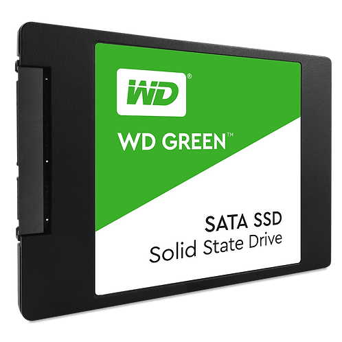 Western Digital Green SSD 2,5'' 120GB