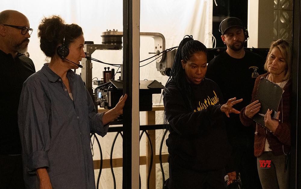 Regina King directing