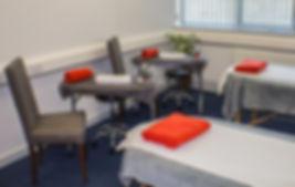 Harringtons Training room
