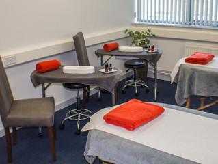 Harringtons Beauty Training Rooms