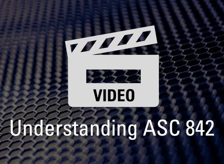 VIDEO: Understanding ASC 842
