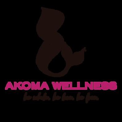 AkomaWellness_FinalFile_Deep Brown & Mag