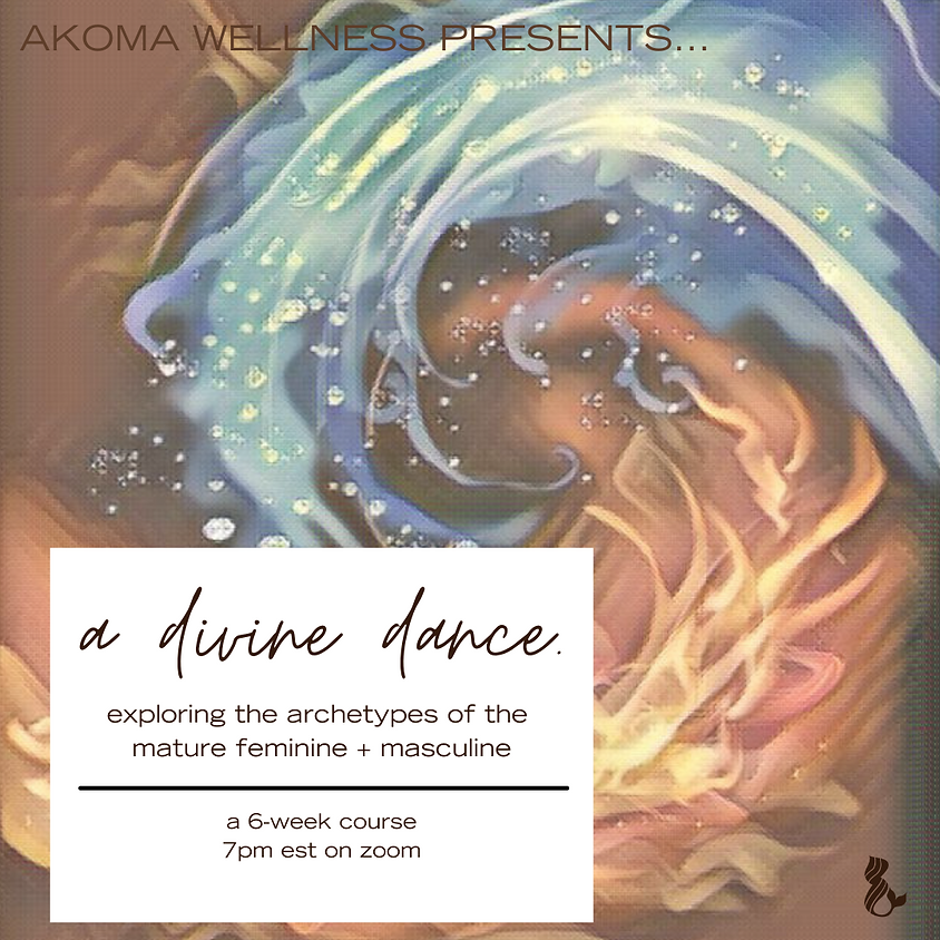 a divine dance