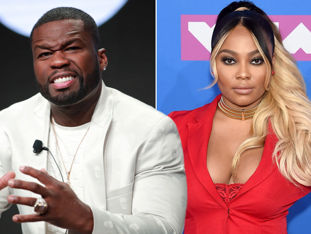 50 Cent Wants Judge To Order $6k Sanction Against T. Mari After She Allegedly Blocks Attempt2collect