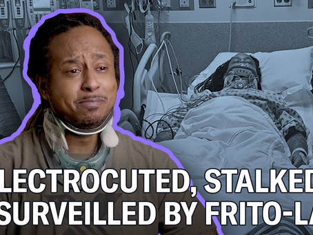 Frito-Lay strike + Worker Mistreatment Documentation and Receipts