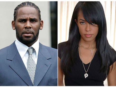 """R. Kelly's Attorneys Admit He Had """"Sexual Contact"""" with Aaliyah"""