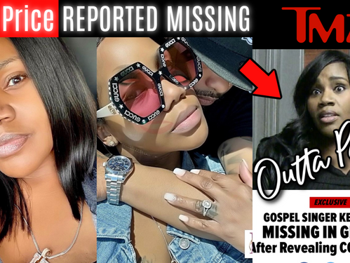 Kelly Price REPORTED MISSING - Boyfriend Refusing to Let Her Family in Her House!