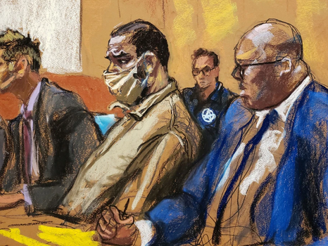 R. Kelly is Broke, Has Gained Weight + Needs New Clothes, According to Attorneys