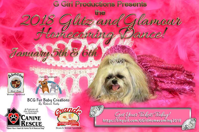 G Girl Productions; Glitz and Glamour Homecoming Dance