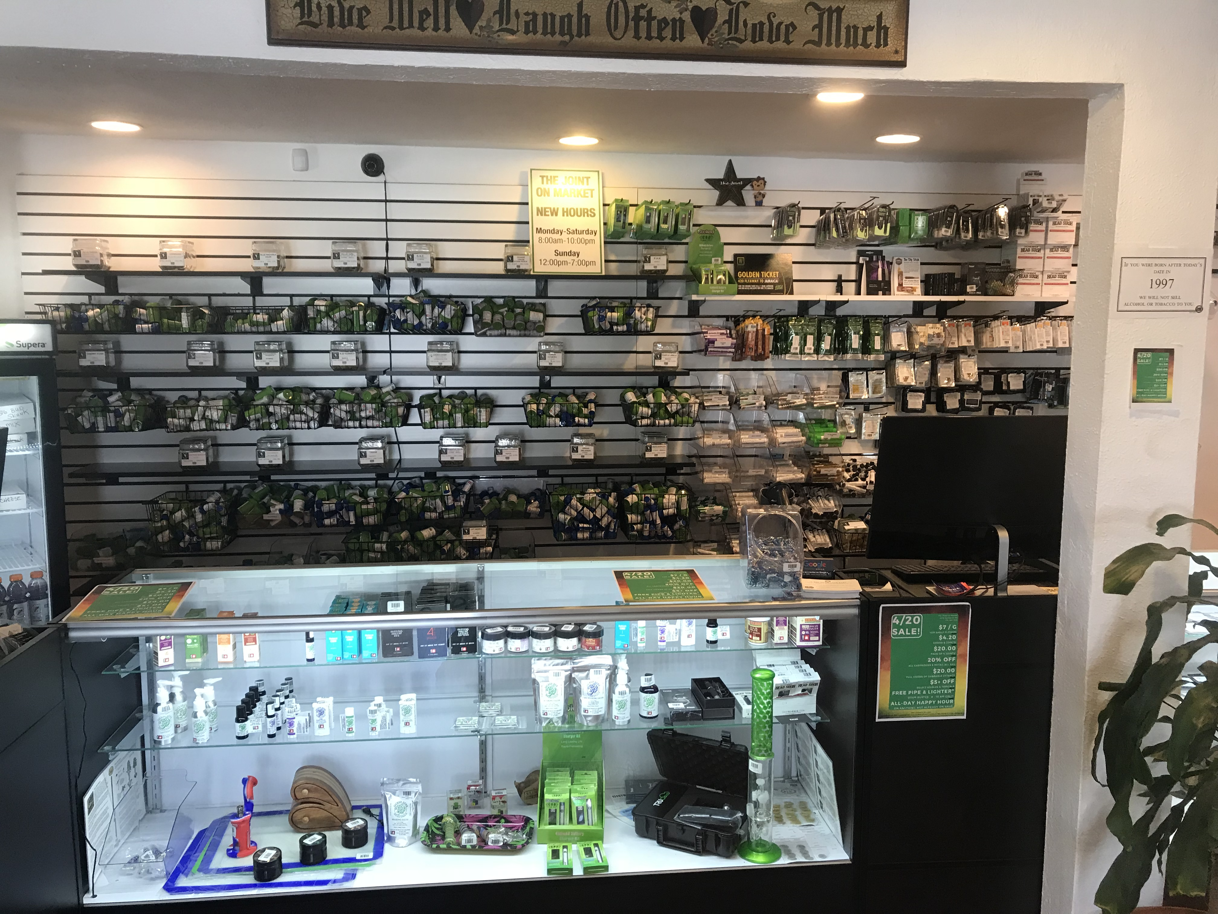 The Joint Dispensaries | Salem Oregon | Marijuana Store