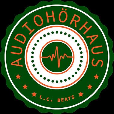 Audiohörhaus Logo