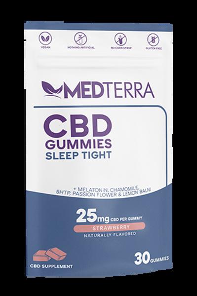 CBD Gummies Sleep Tight