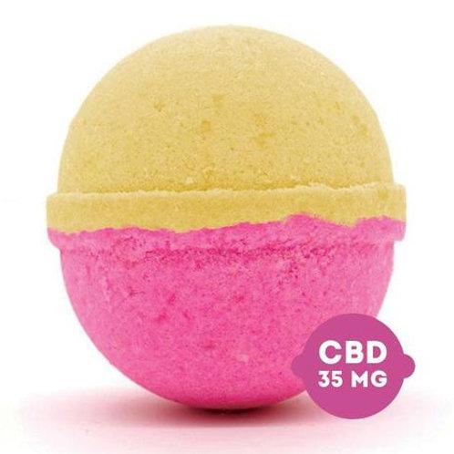 35mg CBD Bath Bomb Shea Skin Healer 5oz
