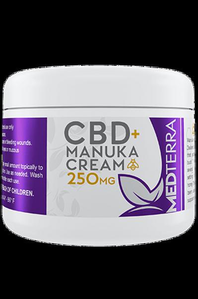 Manuka CBD Cream 250mg