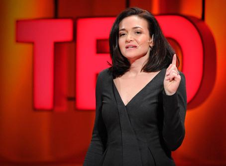 """Sheryl Sandberg, COO de Facebook: """"Seamos dueñas de nuestro propio éxito"""""""