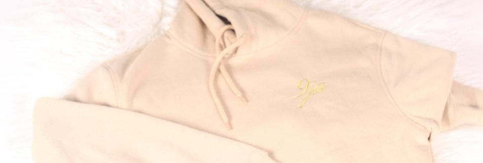 Tan hoodie green 9ja