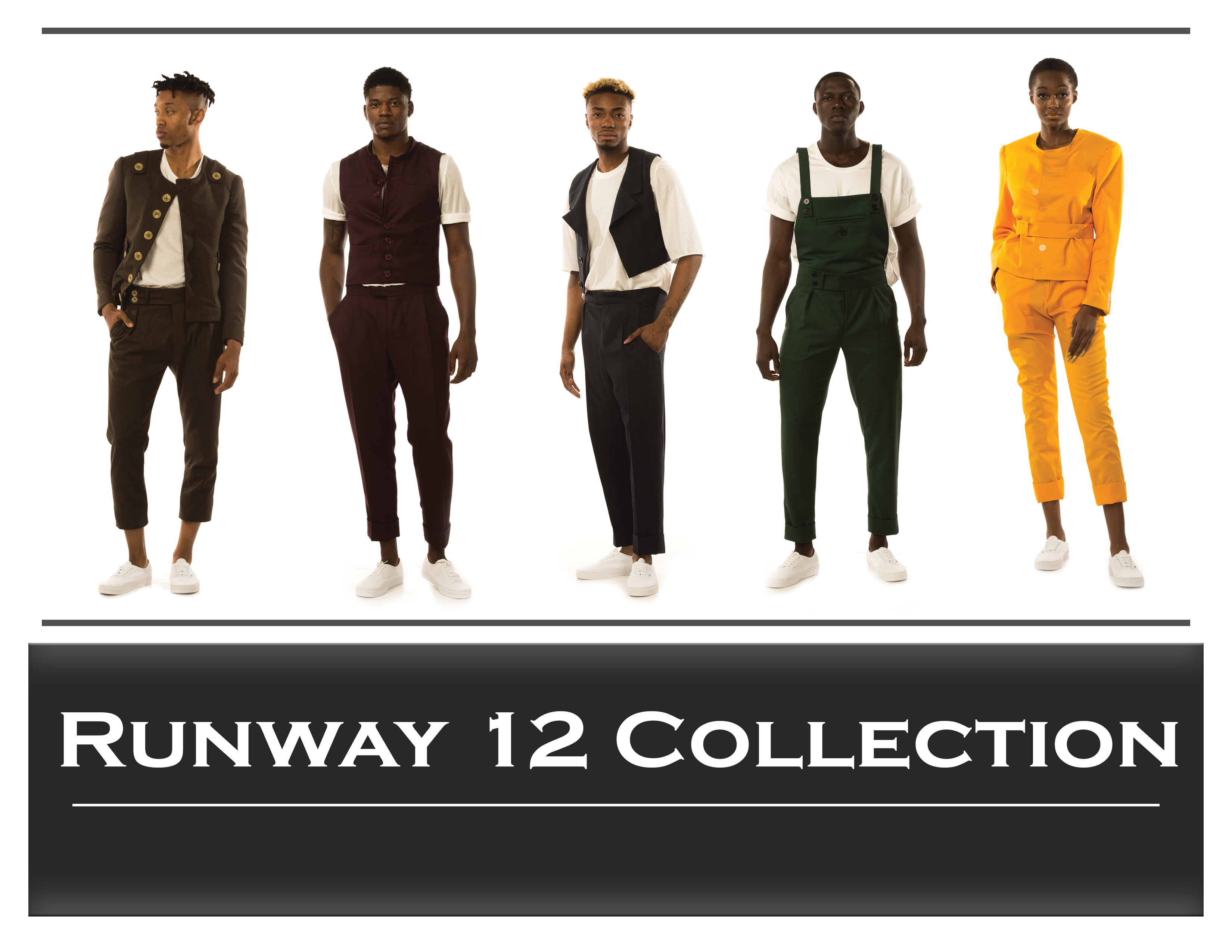 Slide 17 - Runway 12 Collection