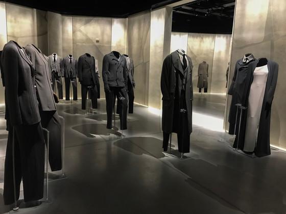 My Love for Fashion - Visiting Armani/Silos
