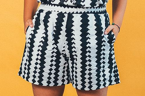 Shorts na estampa que você quiser!