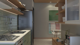 Apartamento BK.