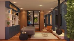 Apartamento SSP.