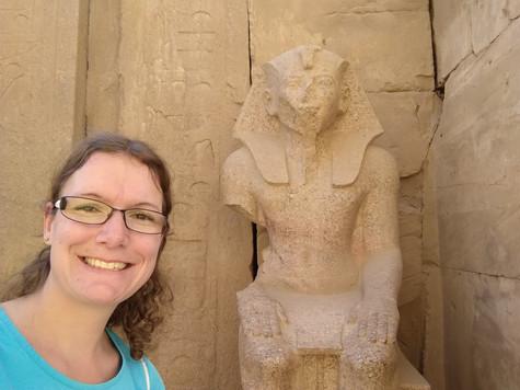 Egypt – liduprázdnou zemí