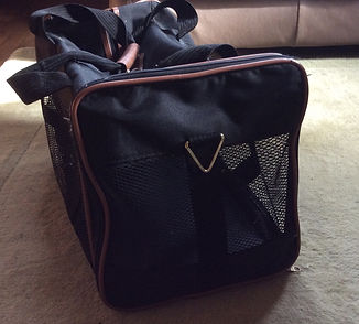 Soft-Sided Cat Carrier