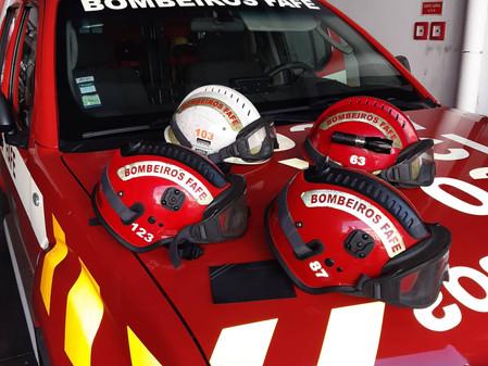 Bombeiros Voluntários de Fafe com dez casos de covid-19.
