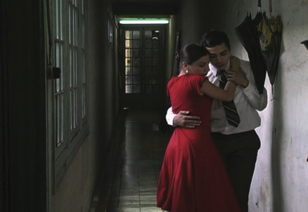 'The Tango of the Corridor', Patricia Osses