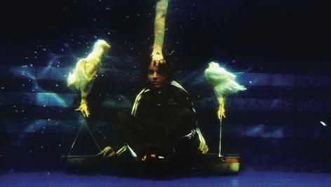 '1976 - Sacred Place', Carlosmagno Rodrigues & Alonso Pafyeze