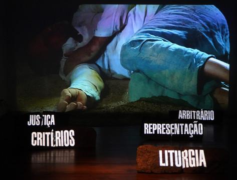 installation view, O Sitio Gallery (Brazil)