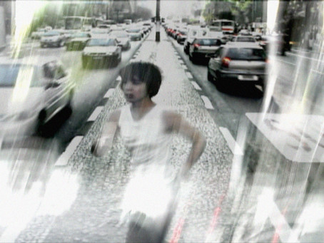 My video CROSSING in Zurich