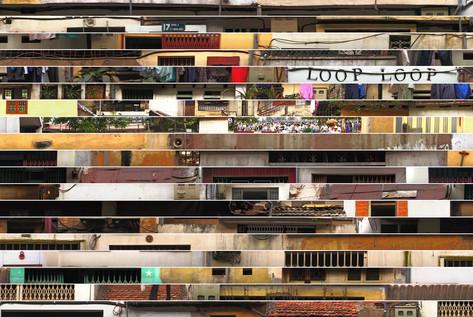 'Loop Loop', Patrick Bergeron