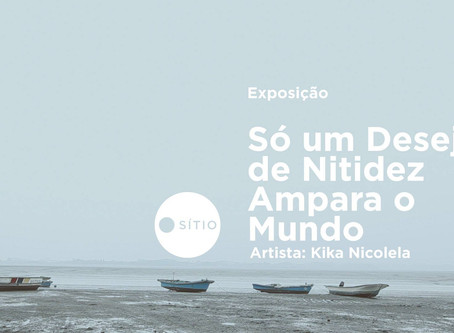 Solo show in Brazil
