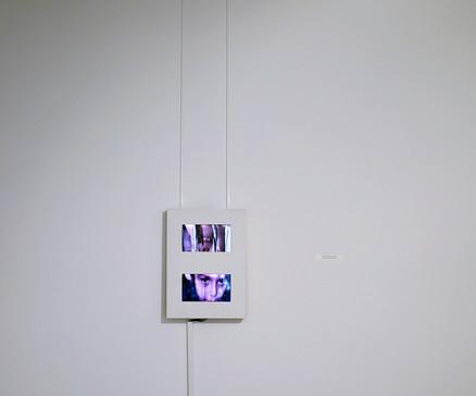 TEAR/TORN / Marcelo Amorim / video diptych