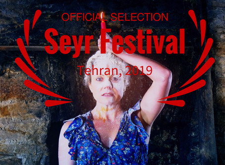 'Love Cake' in the official selection of Seyr Festival in Iran