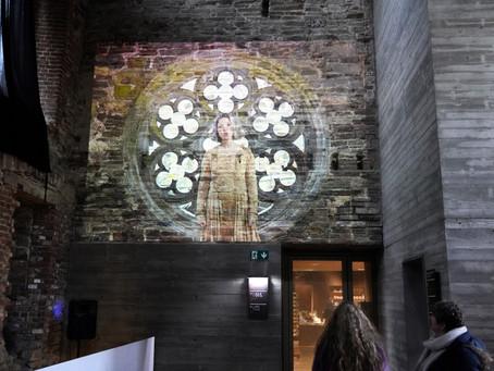 New interactive installation