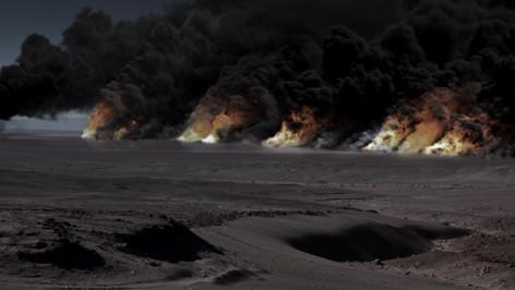 """Mihai Grecco, 'We'll Become Oil"""""""